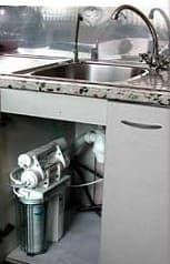 Бытовой фильтр обратного осмоса Ключ-М2