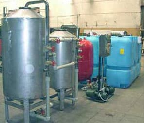 установки водоподготовки