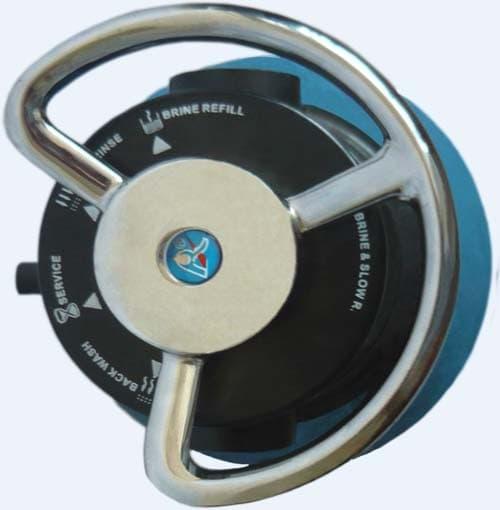 Ручной 5-ти позиционный клапан