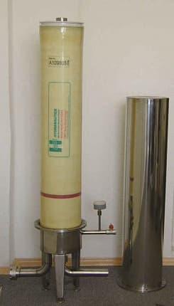 Модуль обратного осмоса с мембранным элементом 8040