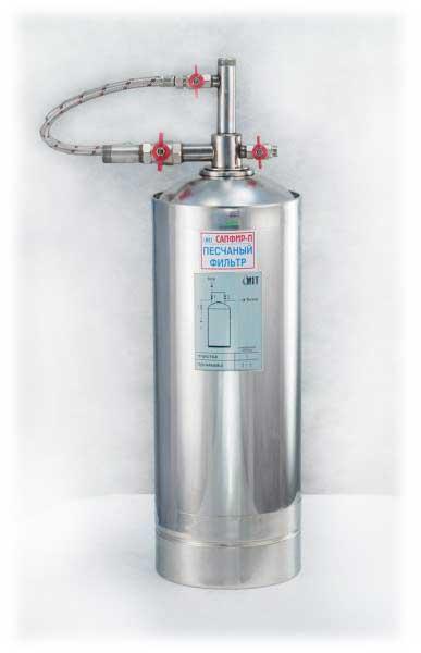 Сапфир П - фильтр грубой механической очистки