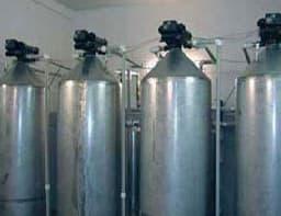 система очистки воды для загородной базы отдыха