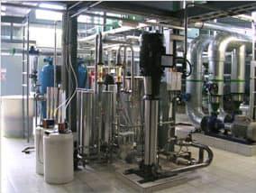 Системы водоподготовки для котельных