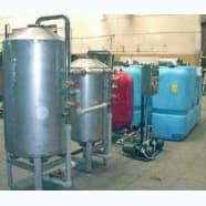 Система очистки воды для многоквартирного дома