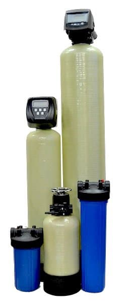 Очистка воды. Фильтры и установки для домов и предприятий