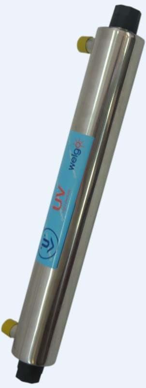 UV облучатели воды