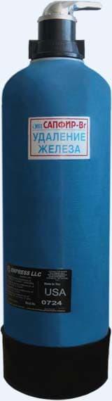 Фильтр от железа и сероводорода Сапфир-BR