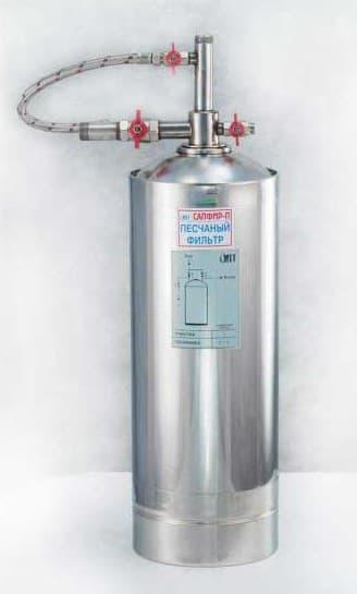Песчаный фильтр Сапфир-П для горячей воды