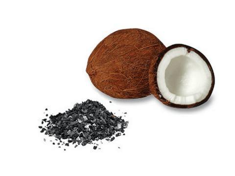 Уголь активированный кокосовый для фильтров воды