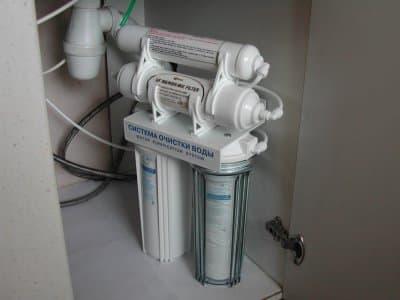 Установка питьевой воды Ключ-М2УФ