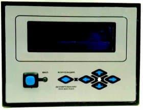 Электронный расходомер жидкости