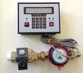 Электронный дозатор жидкости