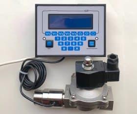 Электронный нержавеющий дозатор жидкости