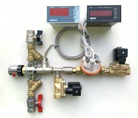 Дозатор-смеситель воды ДС автомат