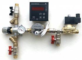 Бюджетный дозатор смеситель воды ДС1