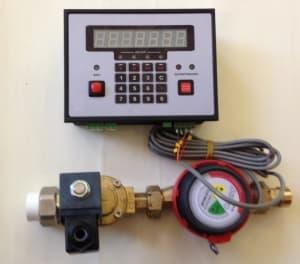 Электронный дозатор воды