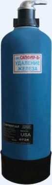 Очистка воды от железа для дачи, цена СПб