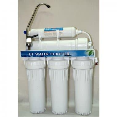 Бытовой фильтр для очистки воды под мойку Ключ М2-УФ ультрафильтрация