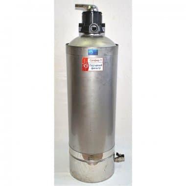 Песчаный фильтр от механических примесей Сапфир-П20