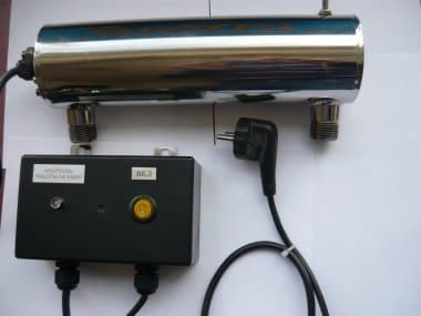 УФ фильтр для обеззараживания воды, цена в СПб