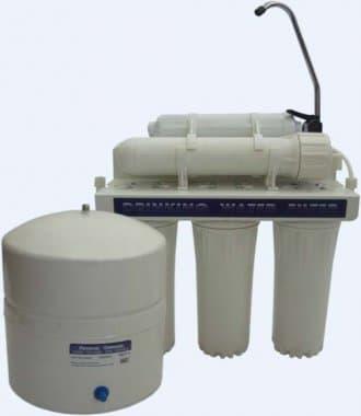 Установка фильтров для очистки воды в квартире