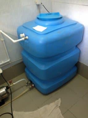 Системы хранения и распределения воды