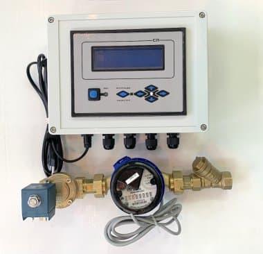 Автоматический дозатор СЛ для горячей воды c электронным управлением