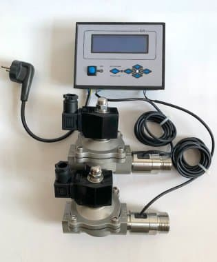 2-х канальный дозатор воды и жидкостей СЛ2