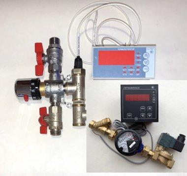 Дозатор-смеситель воды ДС автоматический
