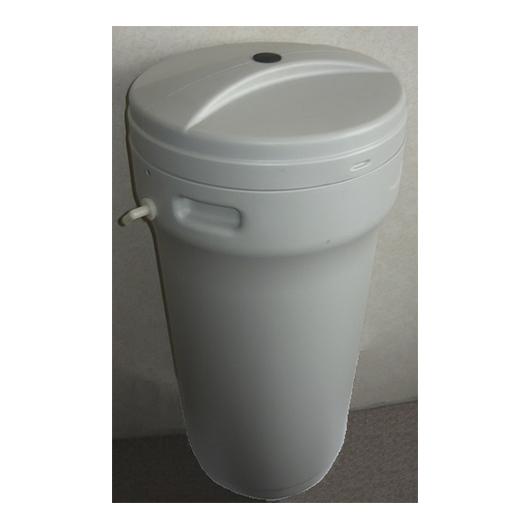 солевой бак для приготовления раствора для регенерации фильтро очистки воды от извести