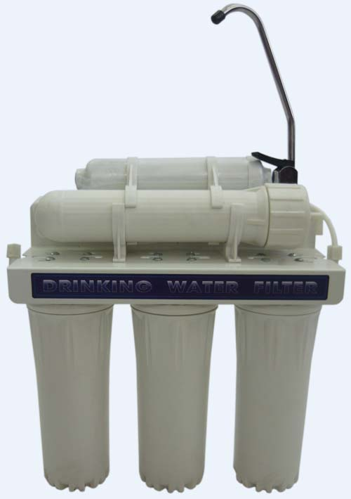 ультрафильтрационная установка для питьевой воды Ключ-2М-УФ