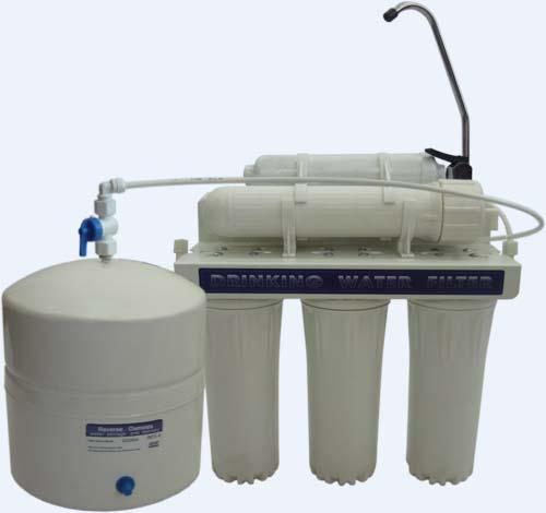 Фильтры для воды на кухню обратного осмоса