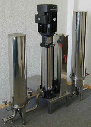 Вода для приготовления водки и ликероводочных изделий