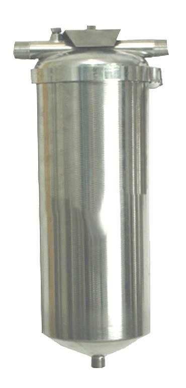 Мешочный проточный магистральный фильтр