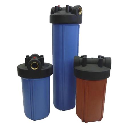 Картриджный магистральный фильтр тонкой механической очистки воды Ключ-ТВВ