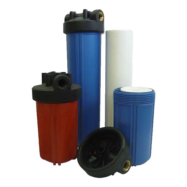 картриджные фильтры тонкой механической очистки воды Ключ-Т