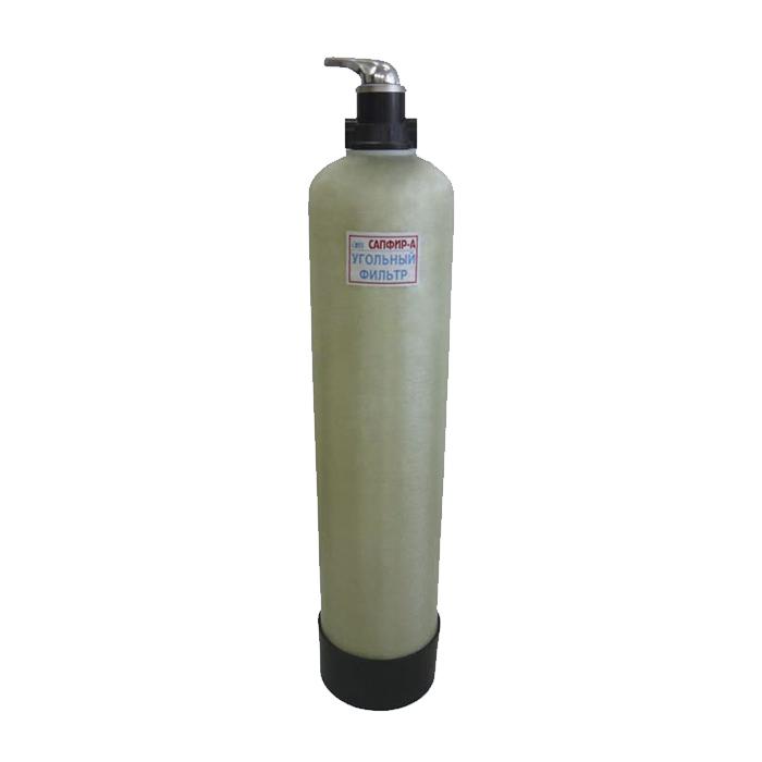 Фильтр для воды от железа для водопровода Сапфир-БР/в