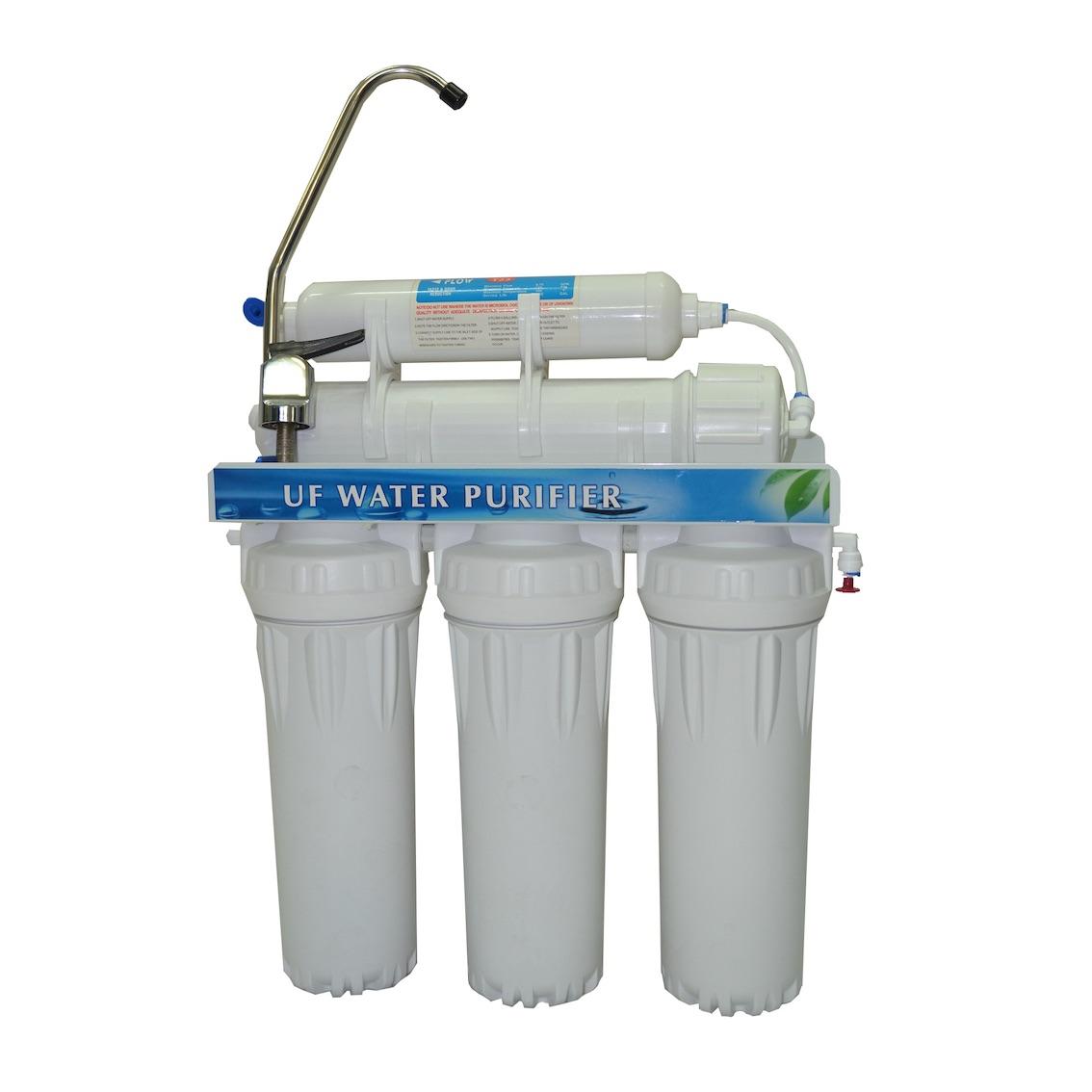Фильтр для питьевой воды на кухню Ключ-М2-УФ