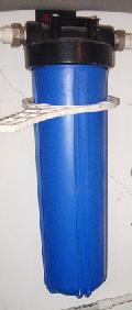 установка фильтров для воды в квартире